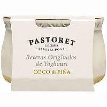 El Pastoret Yogur de coco-piña Tarro 150 g