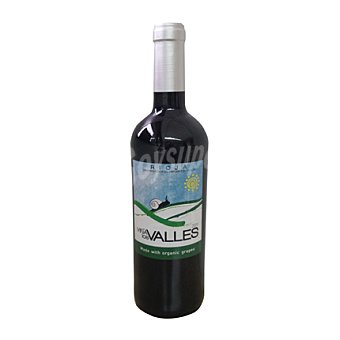Viña Los Valles Vino D.O. Rioja tinto ecológico 75 cl