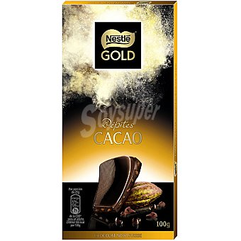 Gold Nestlé Chocolate Eclats Tableta 100 g