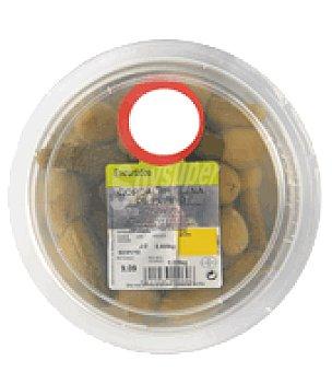 Gordal con pepino Tarrina de 220 gr