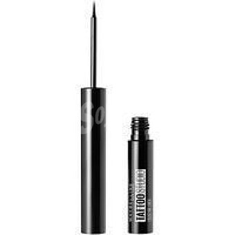 Maybelline New York Eyeliner semipermanente Tattoo negro Pack 1 ud