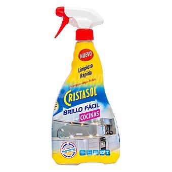 Cristasol Ajax Limpiador de cocinas Brillo Fácil 750 ml