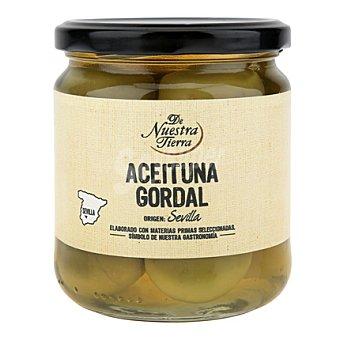 De nuestra tierra Aceitunas verdes gordal con hueso - De Nuestra Tierra 190 g