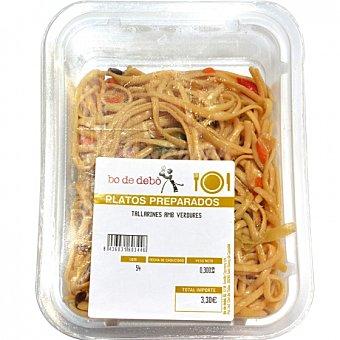 Bo de Debò Tallarines con verduras 300 G 300 g