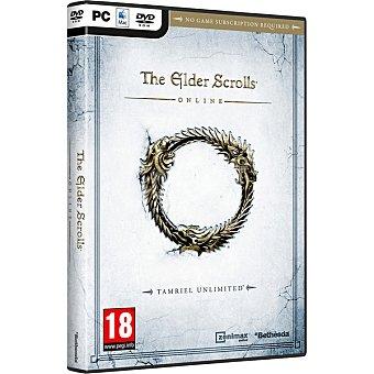 PC Videojuego The Elder Scrolls Online: Tamriel Unlimited  1 Unidad