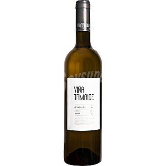 VIÑA TAMAIDE Vino blanco seco ecológico D.O. Abona botella 75 cl 75 cl