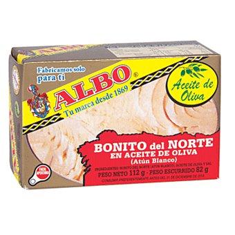 Albo Albo Bonito del Norte en Aceite de Oliva 82 g