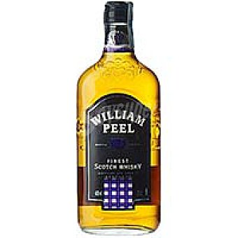 William Peel Blended Whisky Escocés 70 Centilitros