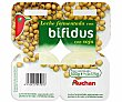 Bifidus con soja y sabor natural 4 x 125 g Auchan