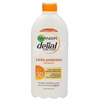 Delial Garnier Leche solar hidratante fp 30 bote 400 ml