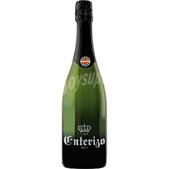 ENTERIZO Cava brut  Botella 75 cl