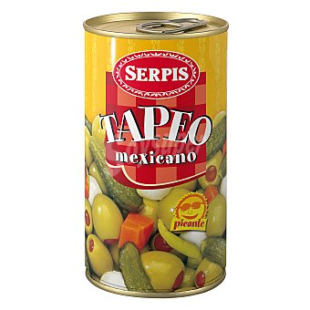 Serpis Cocktail tapeo mexicano picante 150 g