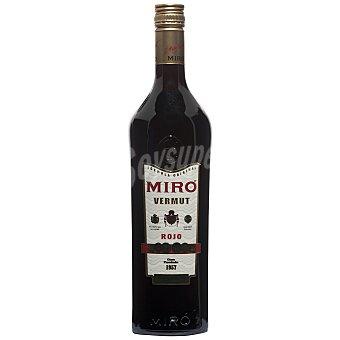 Miro Vermouth Rojo Botella 1 litro