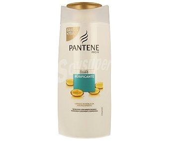 Pantene Pro-v Champú purificante 600+75 mililitros