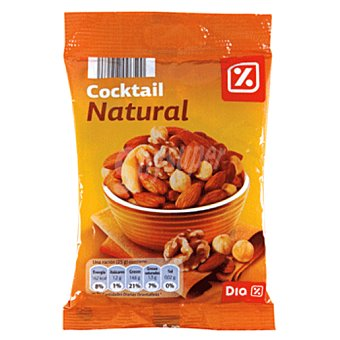 DIA Cocktail natural Bolsa 100 gr