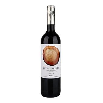 Vites Virides Vino D.O. Rioja tinto crianza ecológico 75 cl