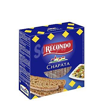 Recondo Chapata (pan tostado) 100 gramos