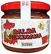 Salsa mexicana fresca con tomate natural Tarrina 200 g Hacendado