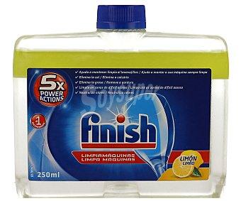 Finish Calgonit limpia máquinas de lavavajillas limón Botella 250 ml