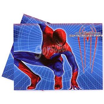 LIRAGRAM Mantel plástico decorado Spiderman 120x 180 cm