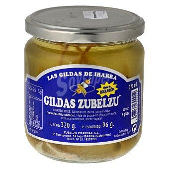 Zubelzu Gildas con boquerón 96 g