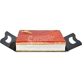 Ingapan Tarta de queso y fresa  Pieza 410 g