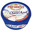 Crema al queso azul Tarrina 125 g President