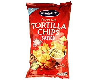 Santa Maria tortilla chips natural bolsa 185 g