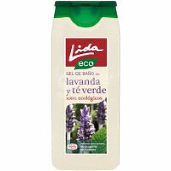 Lida Eco gel lavanda-té verde Bote 500 ml