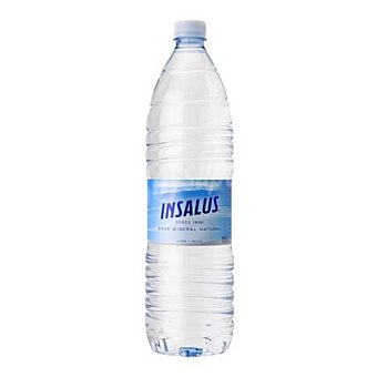 Insalus Mb Agua Mineral Natural Botella 1,5 litros