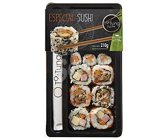 Ta Tung Bandeja de sushi especial fusión 210 g