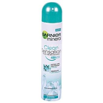 Mineral Garnier Clean sensations antitranspirante Spray 200ml