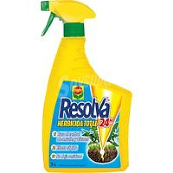 Compo Resolva herbicida total Botella 500 ml