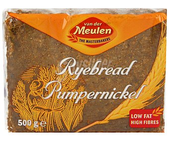 VANDER MEULEN Pan integral de centeno 500 gramos