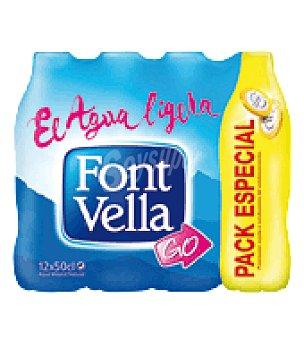 Font Vella Agua Pack de 12x50 cl