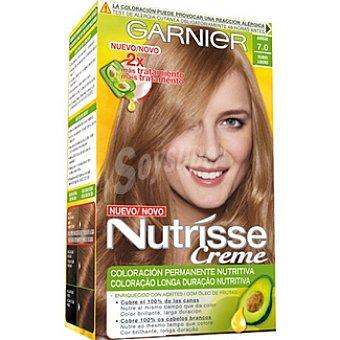 NUTRISSE CREMA Tinte ámbar nº 7 caja 1 unidad