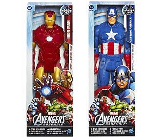Marvel Figuras Artículadas Titán de 30 Cm de Los Vengadores 1 Unidad