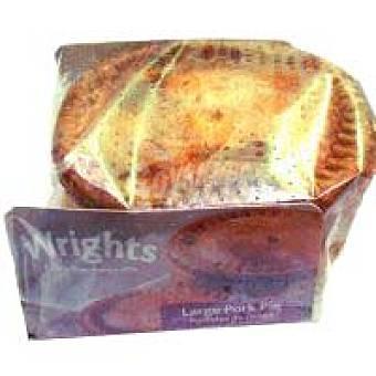 Wrights Empanada de cerdo Bandeja 450 g