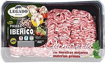 ElPozo Picada de cerdo ibérico Bandeja 400 g