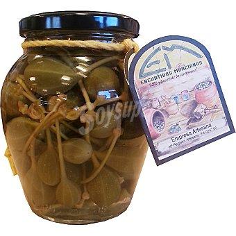 Encurtidos Murcianos Alcaparrones en conserva frasco 310 g frasco 310 g
