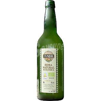 FANJUL Sidra natural ecológica Botella 70 cl