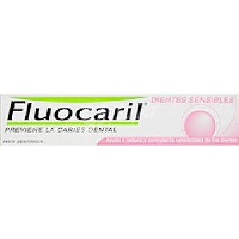 Fluocaril Pasta para dientes sensibles Tubo 75 ml