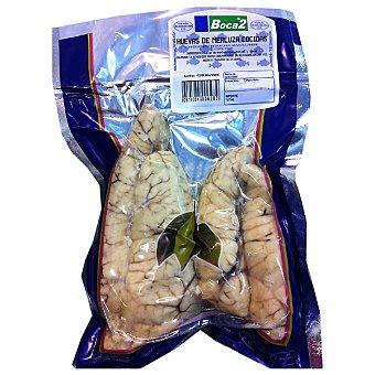 BOCA2 huevas de merluza cocidas bandeja 295 g
