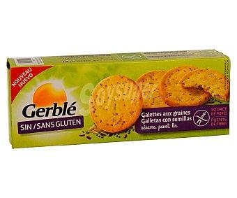 Gerblé Galletas con semillas sin gluten 120 g