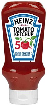 Heinz Ketchup 50% azucar 500 ML