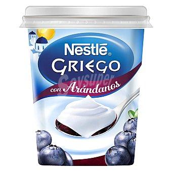 Nestlé Yogur griego con arándanos 450 g