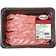 Lagarto de cerdo ibérico peso aproximado Bandeja 450 g Campovilla