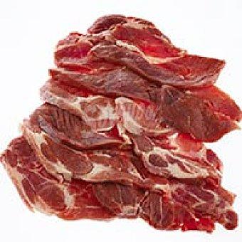 Chuleta de lomo de cerdo 0,6 kg