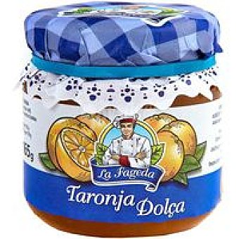 La Fageda Mermelada de taronja dolce Pack 1 unid
