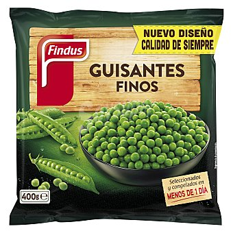 Findus Guisantes finos ultracongelados 400 g